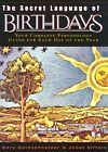 The Secret Language of Birthdays (reissue), Gary Goldschneider, Joost Elffers, G