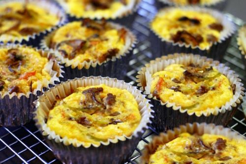 ... egg foo young ish spinach egg ham coconut pancakes nomnompaleo com