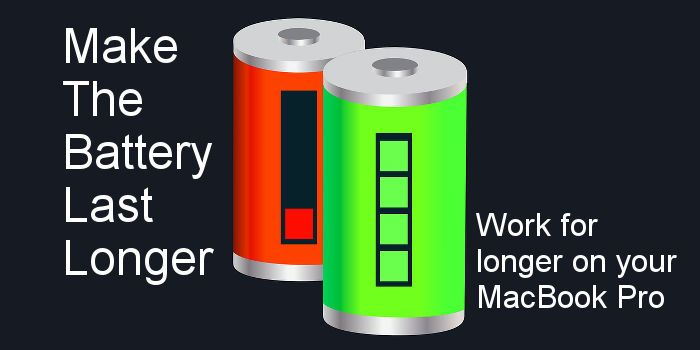 Stop your MacBook Pro battery draining so fast with macOS Sierra. There have been several reports of Apple's new MacBook Pro battery draining fast, mainly with the model with the Touch Bar. Here are the best tips to reduce battery drain on any MacBook.
