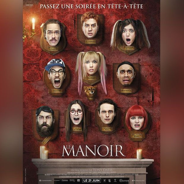 Poster du film le manoir - TOP250
