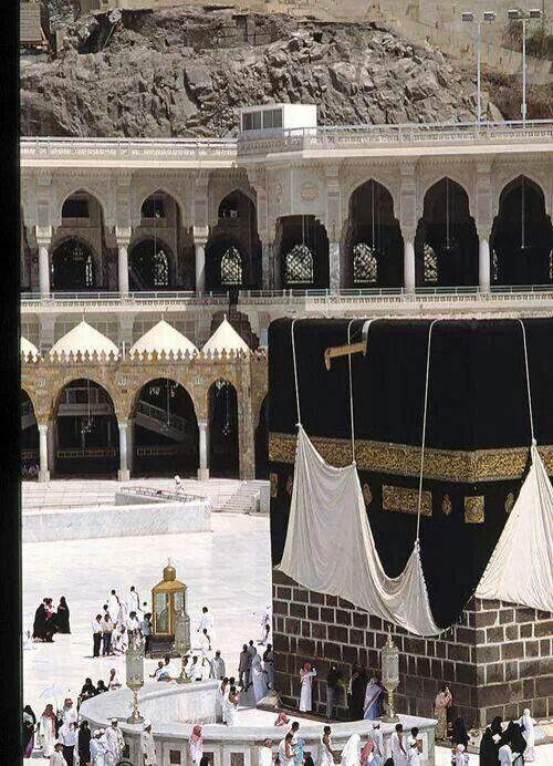 Mecca, Saudi