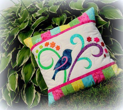 Song of Praise pillow