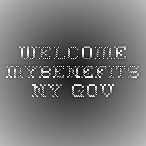 Welcome - mybenefits.ny.gov SNAP benefits for students