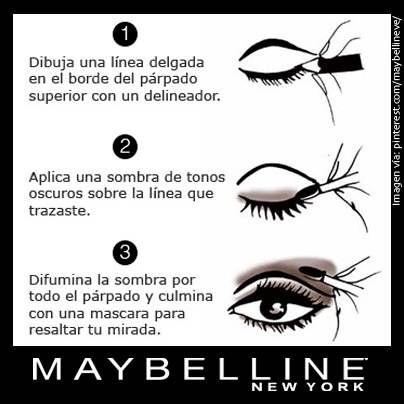 Complementa tu estilo con un maquillaje de ojos ¡perfecto!