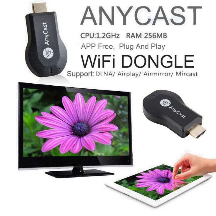Резервирования М2 Airplay Беспроводной Wi-Fi Дисплей ТВ Приемник Ключа DLNA Easy обмен Мини TV Stick HD 1080 P для Android IOS WINDOWS, НОВЫЙ