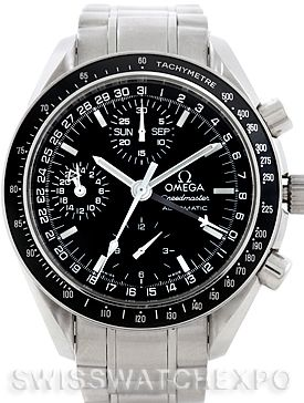 Omega Speedmaster Day Date Mens Watch 3220.50.00