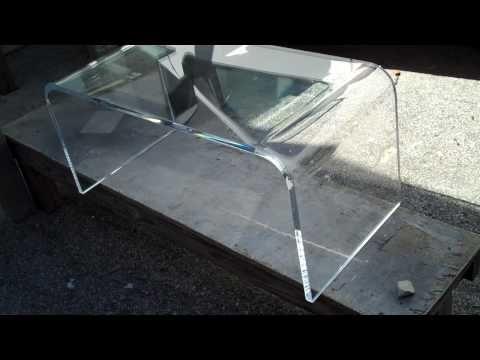 Acrylic Coffee Tables | Acrylic Fabrication | Premium Furniture
