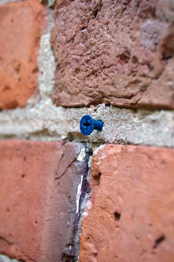 41 best stucco adhesive attaching to stucco images on pinterest how to attach anything into brick easily amipublicfo Image collections
