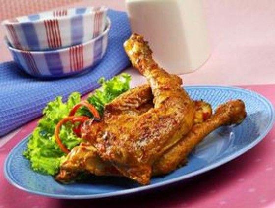 Resep Ayam Bakar Bumbu Bali | Lezat.com