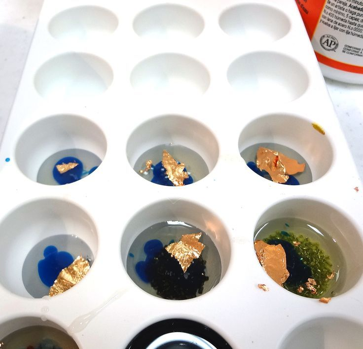 I LOVE RESIN: Free Form Resin Shapes