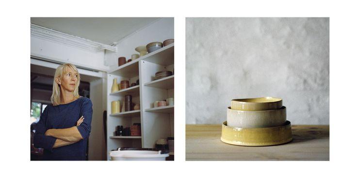 Karin Blach Nielsen dansk keramiker
