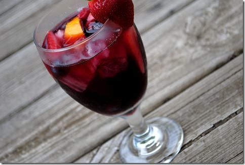 The Best Sangria Ever is a classic recipe, with just enough sweetness. Make a double or triple batch - it goes quick!