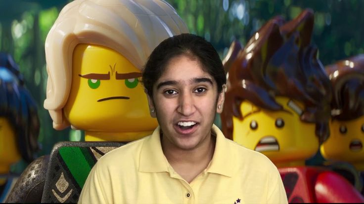 Film Review: The LEGO Ninjago Movie by KIDS FIRST! Film Critic Sahiba K. #KIDSFIRST! #TheLEGONinjagoMovie