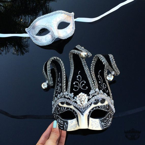 4everstore brings you the most romantic and elegant masks for couples! For more photos:  ♥ Find us on Instagram: @BeyondMasquerade  ♥ Facebook: