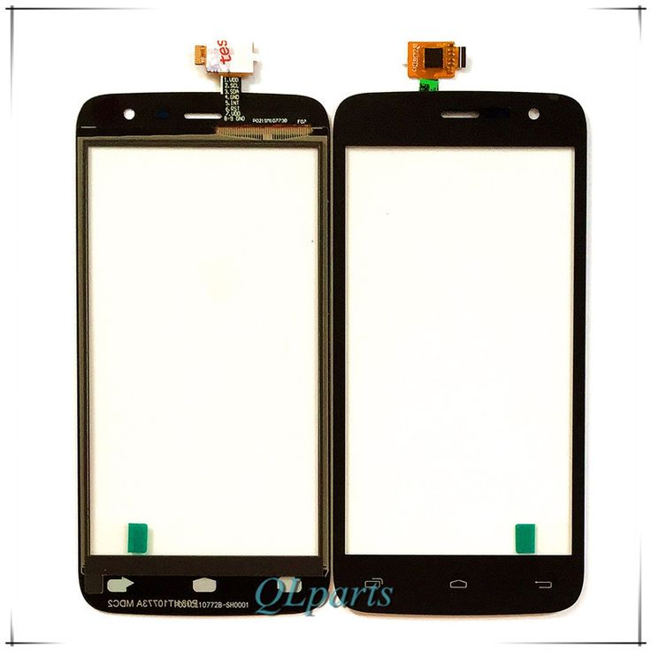 5.0 inch Mobile Phone Touch Screen Digitizer Lens Front Glass Panel For dexp ixion e150 soul Touchscreen Sensor Free Shipping