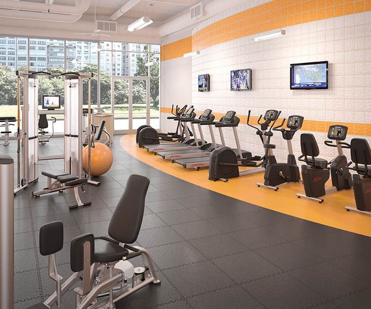 Home Gym Design Ideas: 69 Best Images About Gym Design On Pinterest