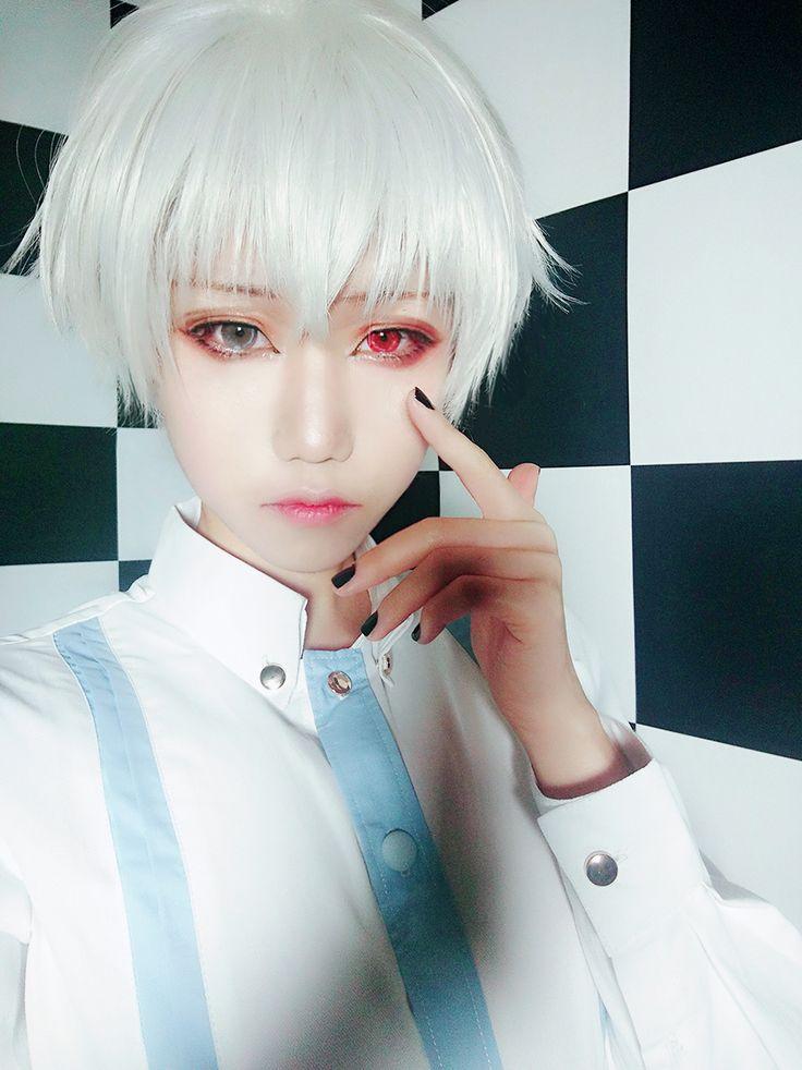 Kaneki ken - Takuwest(沢西) Ken Kaneki Cosplay Photo - Cure WorldCosplay