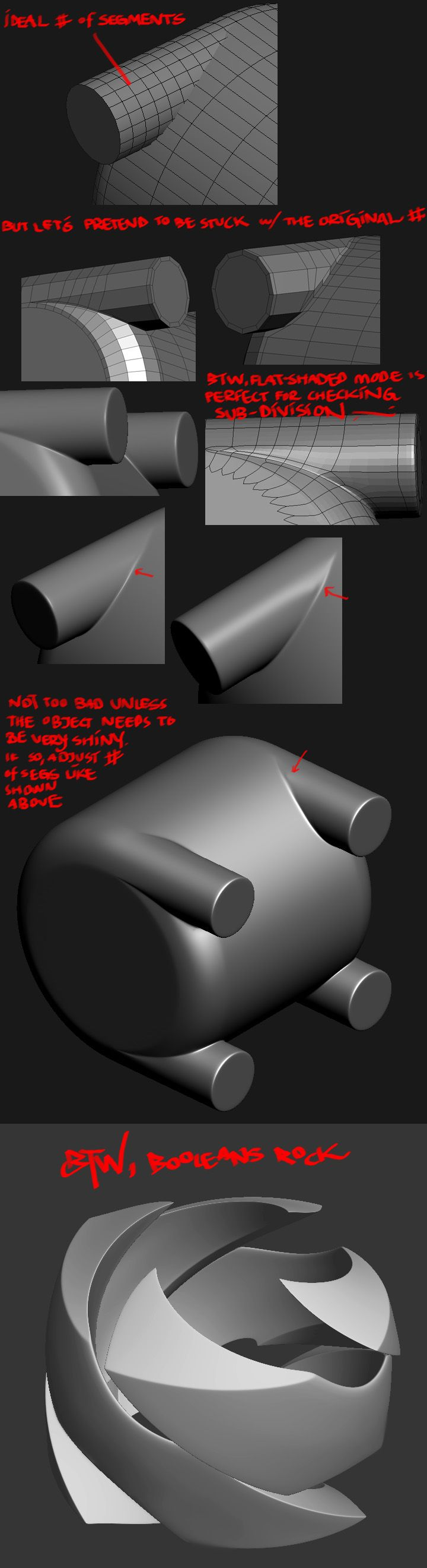 Perplexed still on low/high poly manipulation - Page 2 - Polycount Forum