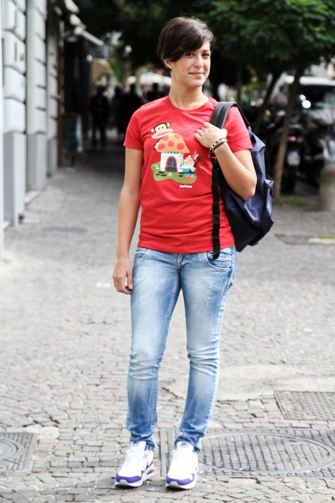 Silvia Lidia Catapano @ AW LAB Style Van Napoli