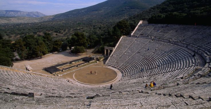 The ampitheatre in Epidaurus is an #oldsimo favourite. The birthplace of the theatre, a place where art and life was discussed and debated. One of the most important places in the world for me.