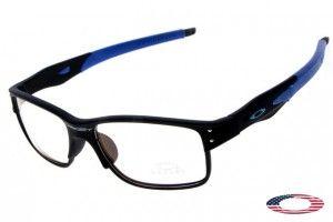 Replica Oakleys Crosslink  Eyeglass Black Frame