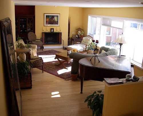 Small Living Rooms With Baby Grand Pianos
