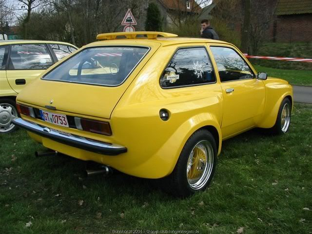 Show me: Vauxhall Chevette/Opel Kadett | Retro Rides