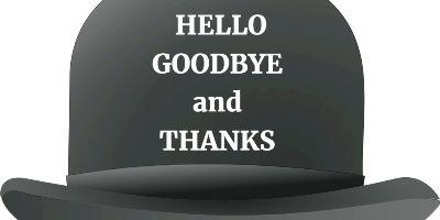 Begroeten, afscheid nemen en bedanken in het Engels. Blog van SR training voor zakelijk Engels.
