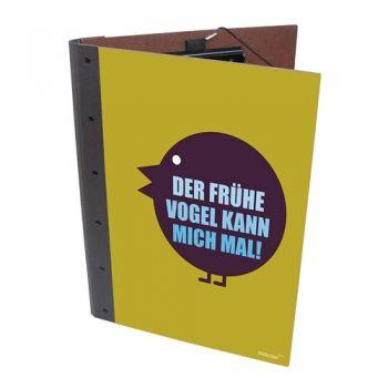 Werkhaus Shop - Photomappe 169 - Der frühe Vogel