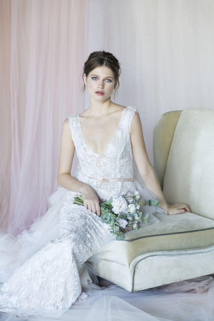 Maya Wedding Gown - Rochia de mireasa Maya