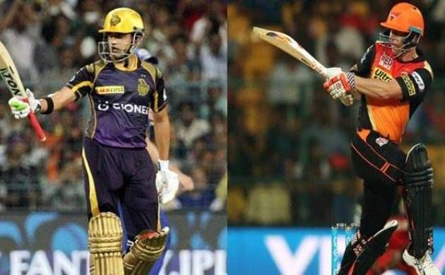 IPL Live Cricket Score, Sunrisers Hyderabad vs Kolkata Knight Riders:  Sunrisers Hyderabad opt to bat; Narine, Shakib returns for KKR |