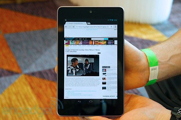 Google launches Nexus 7 at Rs19,999  Google launches its mini-tablet in India today. Significantly undercutting Apple's iPad Mini, the Nexus 7 aims to popularize these new devices in the same way that Amazon's Kindle made e-readers mass-market. But the company's ambition is wider than that – it sees inexpensive computers running the living room and the lives of millions of users. And it wants to be the company that makes the software used on all of them.