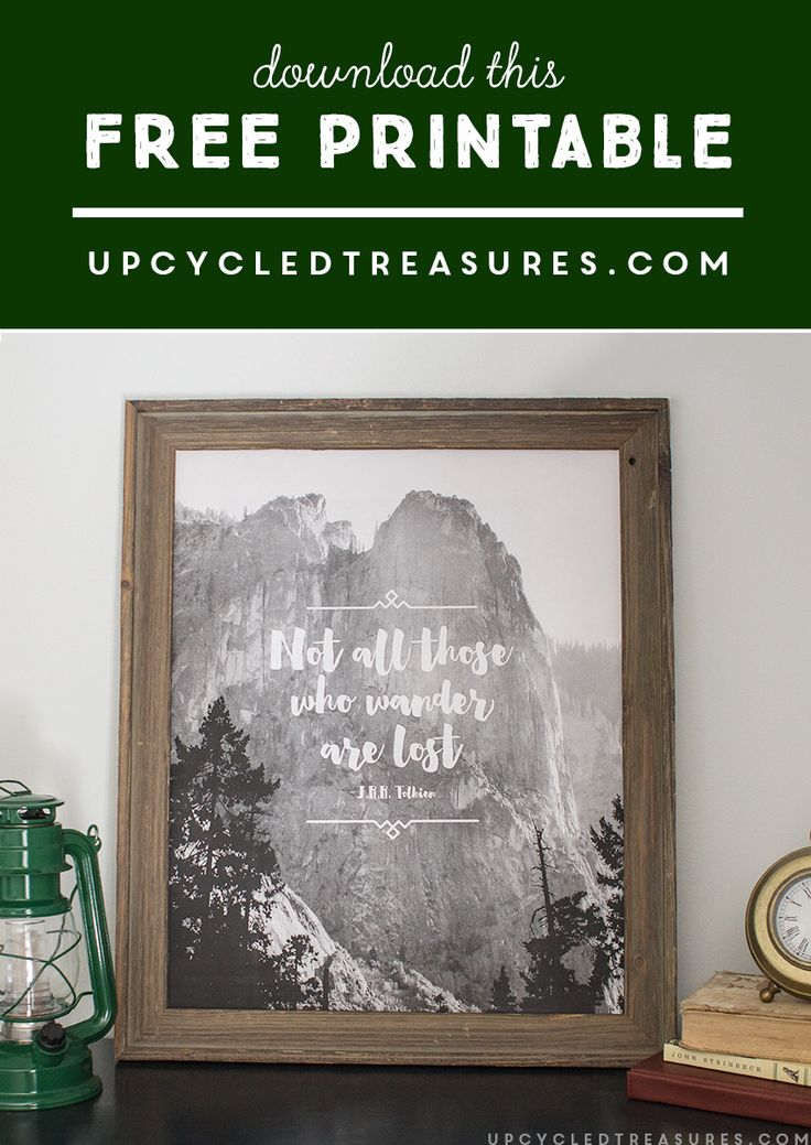 download-free-printable-not-all-those-who-wander-are-lost-quote-upcycledtreasures