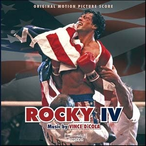 Rocky IV Original Motion Picture Score - Vince DiCola