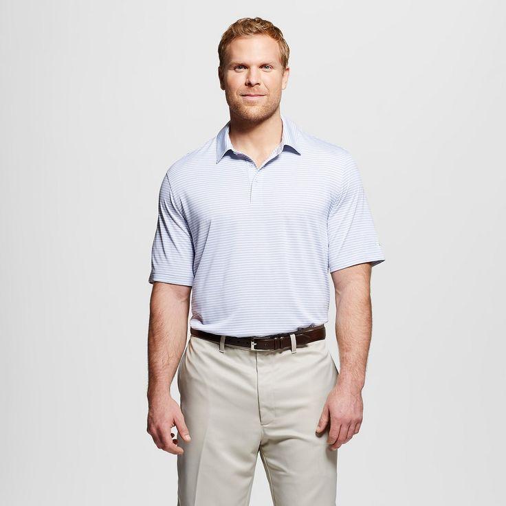 C9 Champion Men's Big & Tall Striped Golf Polo Shirts