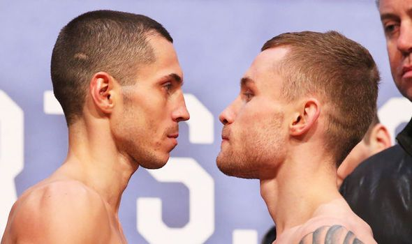 Why Carl Frampton's showdown with Scott Quigg in Manchester is the perfect fight in boxing