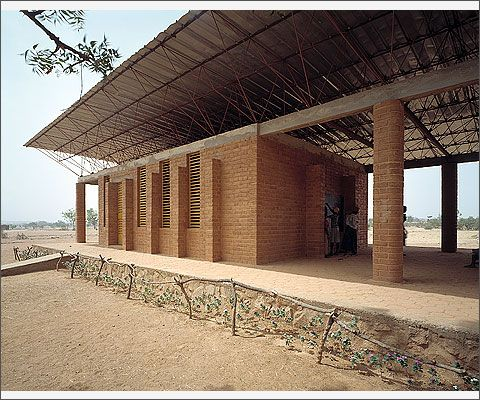 #Architecture Scavenger Hunt | What / where is this building? Hint: Burkina Faso #ArchSH