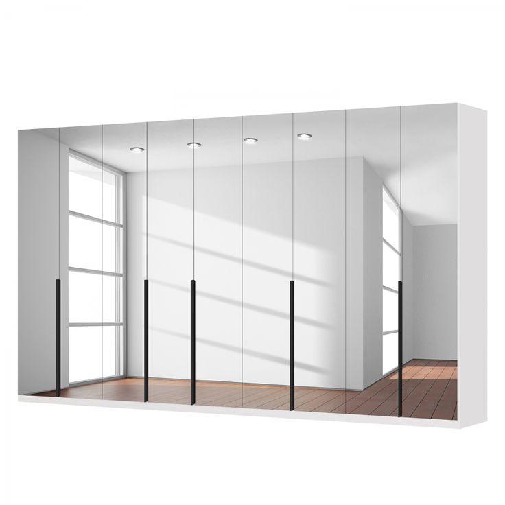best 25+ kleiderschrank schwebetüren ideas on pinterest ... - Aluminium Regal Mit Praktischem Design Lake Walls