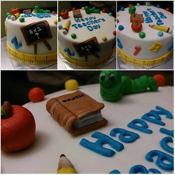 Cake Designs For Teachers Day : Pinterest   The world s catalog of ideas