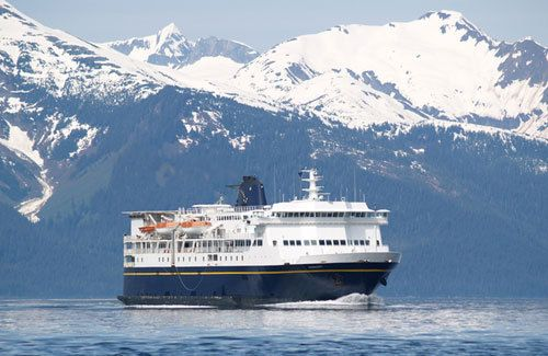 Ride the Alaska Ferry from Seattle to AK