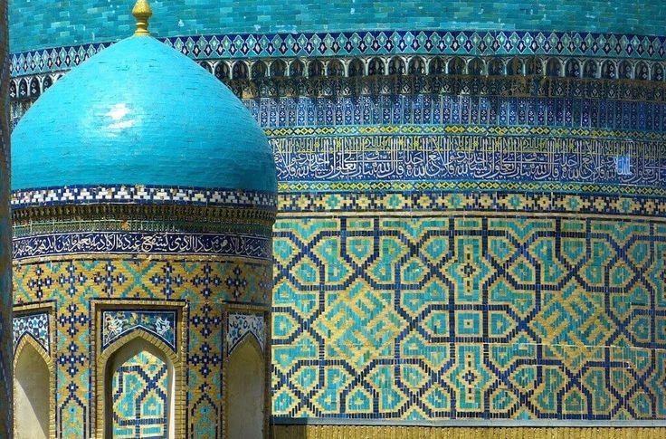 Uzbekistán: karavana tradic