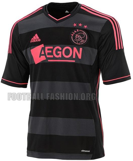Ajax Amsterdam 2013/14 adidas Away Kit