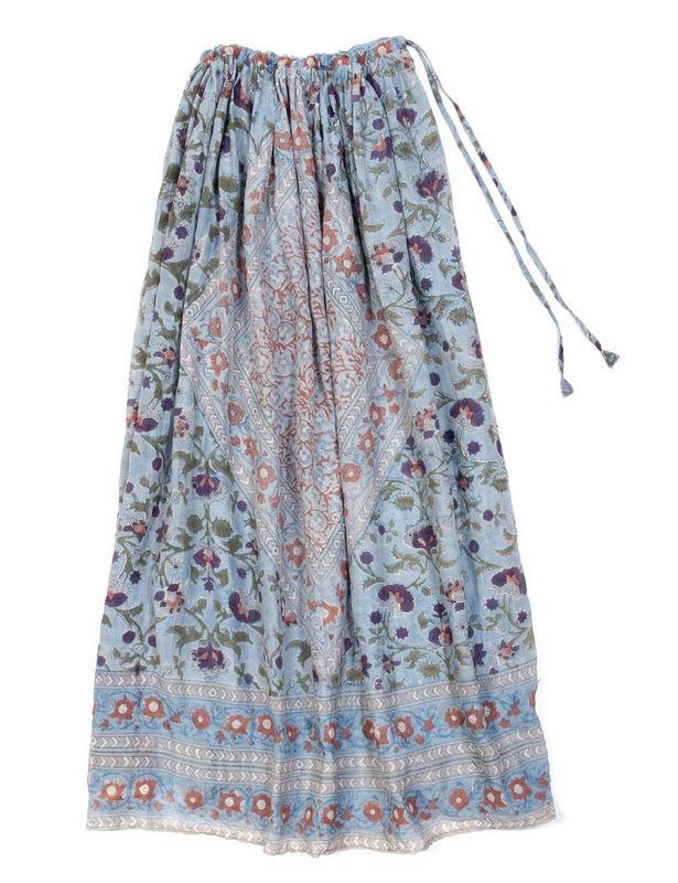 Antik Batik printed skirt
