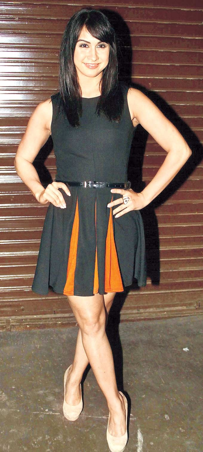 Lauren Gottlieb at a medley of classical artists performed at this event in SoBo #Bollywood #Fashion