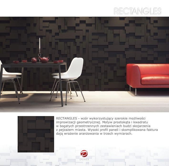 Decorative panel (NEW!) - RECTANGLES