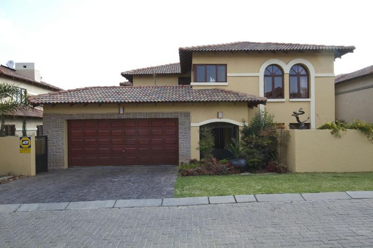 4 Bedroom Double storey House Security Estate for sale