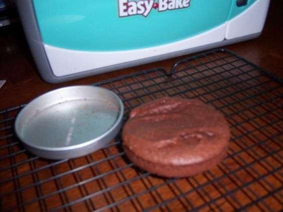 Recipe easy bake oven cake mix