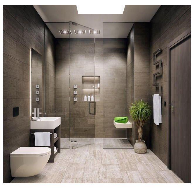 48 Modern Bathroom Ideas Designs And Inspiration Modern Bathroom Bathroom Interio Bathroom Design Inspiration Bathroom Design Small Modern Bathroom Design