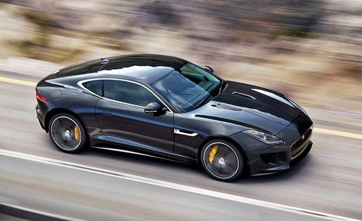 jaguar f type coupe photo gallery | New Jaguar F-Type Coupe photo gallery | Car Gallery | Luxury sports ...