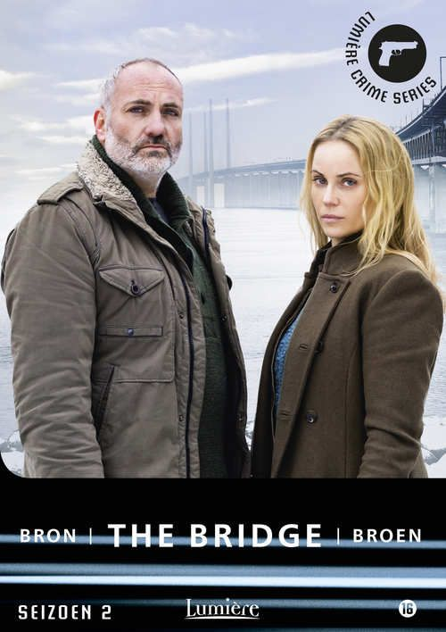 The Bridge 2 this weekend on BBC 4, it's gonna be good..